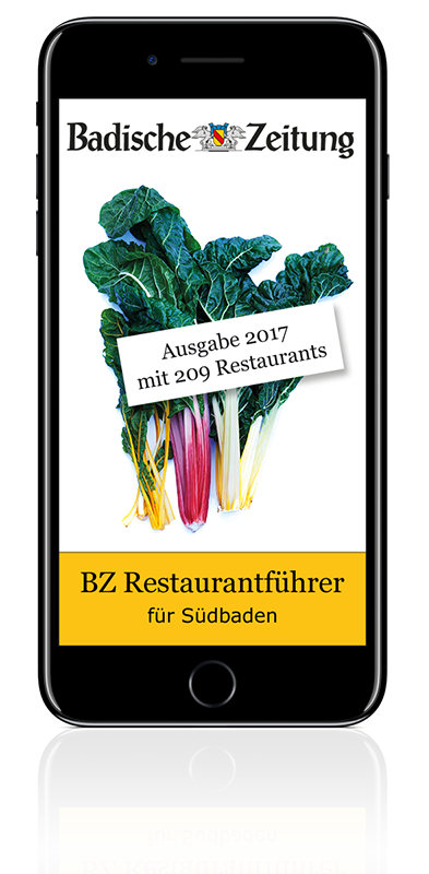 BZ Restaurantführer-App