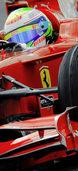 Ferrari zeigt Stärke