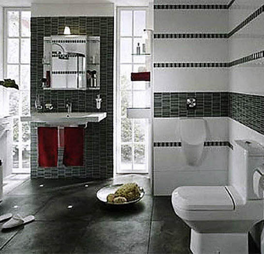 das bad – ins richtige licht gesetzt - badische-zeitung.de, Hause ideen