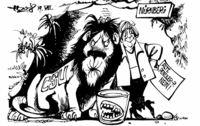 In der Höhle des Löwen