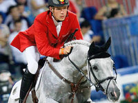 Springreiter wegen Dopingverdachts gesperrt