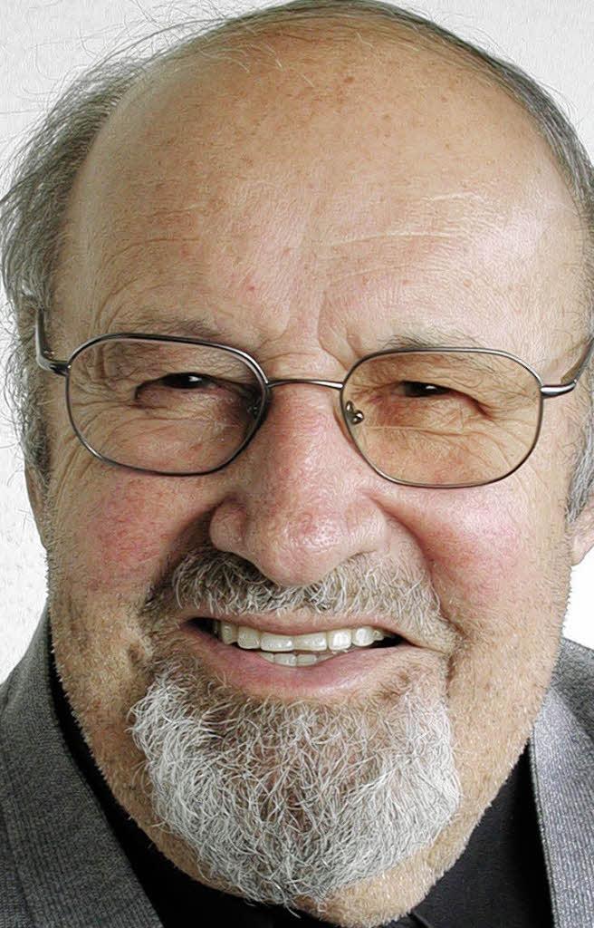 <b>Fritz Schärer</b> Foto: Wieschenkämper - 4400347