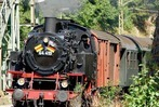 Museumseisenbahn im Hochschwarzwald