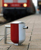 IST JA 'N DING: Grenzzeichen zu Teedosen