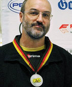 Thomas Albiez gewinnt Silbermedaille