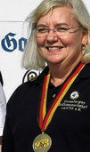 Anita Huber Deutsche Meisterin