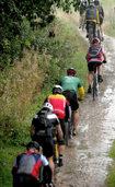 Jugendliche Mountainbiker müssen auf verkürzte Strecke