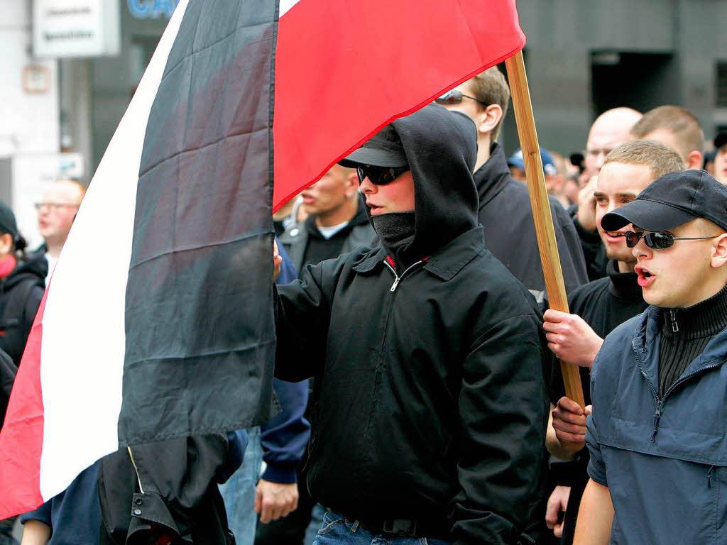 Innenministerium gegen rechtsradikale gruppe