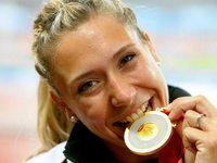 Deutsche Athletinnen holen zweimal Gold
