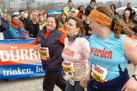 Freiburg-Marathon 2007 - Im Ziel