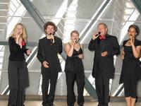 Jazzchor Five in der Bleibacher Kirche