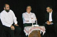 Jiddische Geschichten – Allzumenschliches mit Feingefühl präsentiert