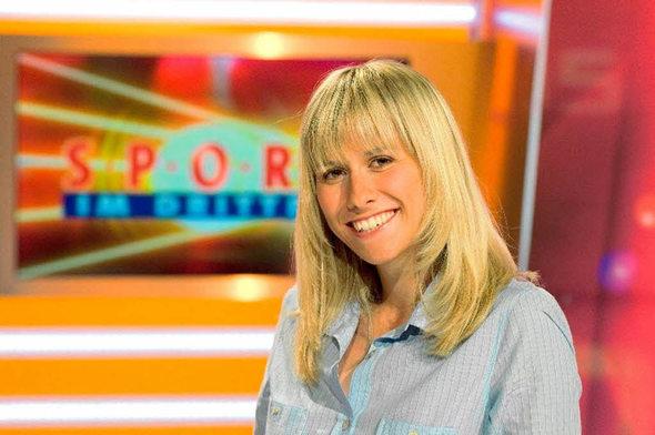 Hat ihren Traumjob als Sportmoderatorin im Fernsehen gefunden: Felicia Mutterer aus Münstertal | Foto: SWR
