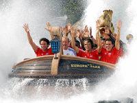 3,6 Millionen Besucher im Europa-Park Rust