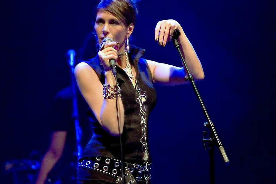 Die norwegische Sängerin Kari Bremnes (Foto: BZ)