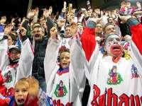 Die Anwohner des Eisstadions klagen über Lärm