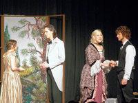 Aufführung der Faust-Theater-AG
