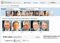 Google erkennt jetzt auch Gesichter