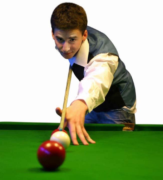 Florian Werresbeim   Snooker  | Foto: Henning