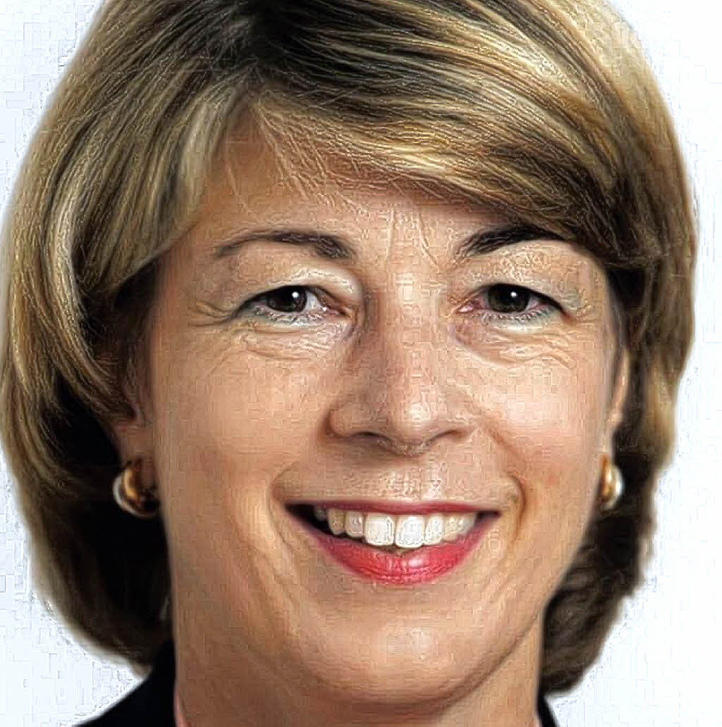 <b>Barbara Kux</b> ist die erste Frau im Vorstand des Siemens-Konzerns. - 7801849