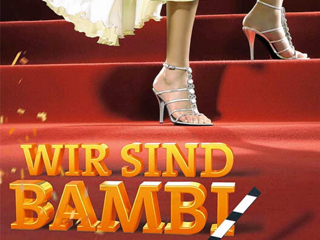Wir sind Bambi  Offenburg  Badische Zeitung