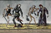 Basel lässt die Toten tanzen