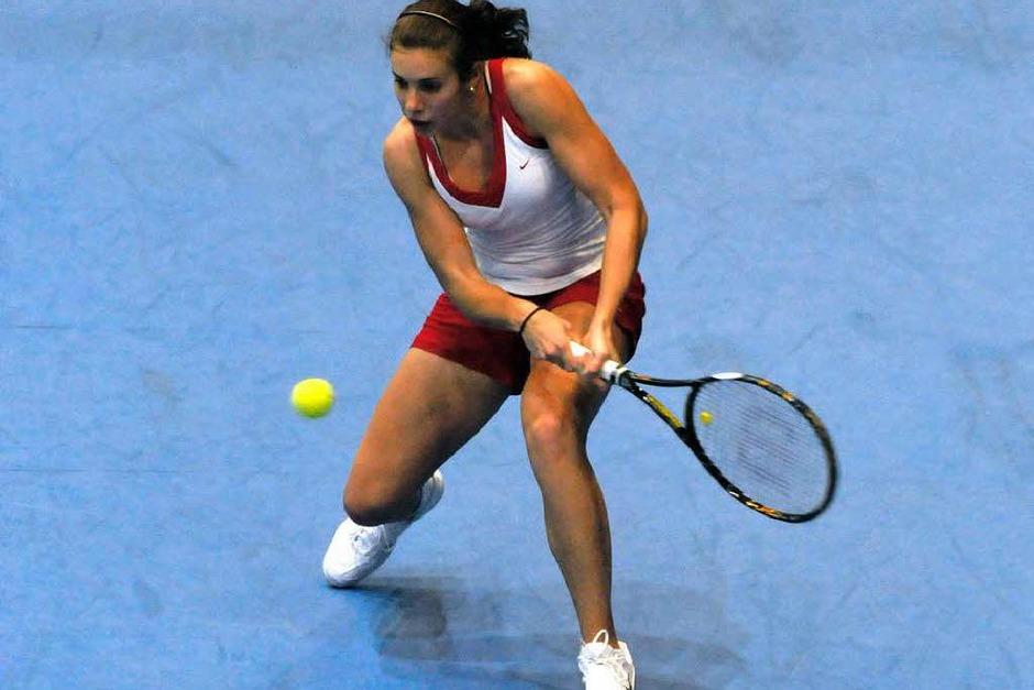 Kayser Syna am Ball (Foto: Wolfram Köhli)