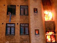 Sechs Tote bei Wohnungsbrand