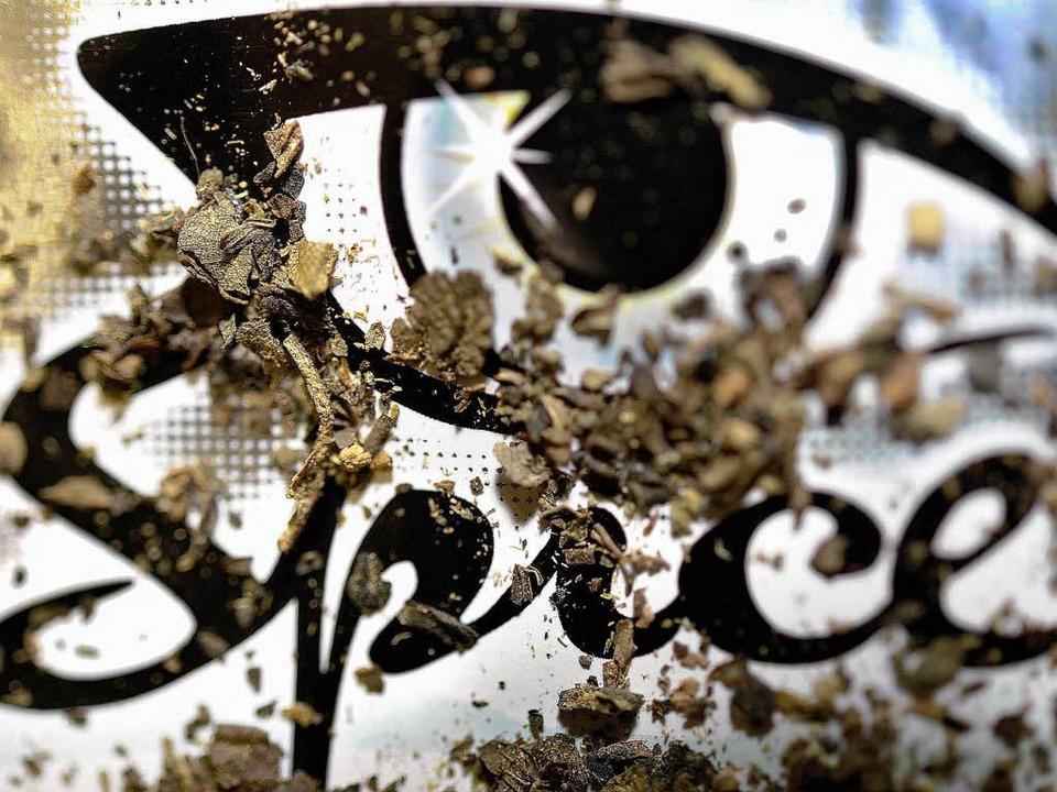 Natur pur? Ein Labor hat in Spice eine...us der Arzneimittelforschung gefunden.  | Foto: ddp