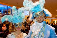 Venezianischer Maskenball im Konzerthaus