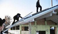 """Aussegnungshalle ist jetzt """"unter Dach und Fach"""""""