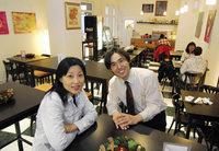Korea Manna: Asiatisch essen - und entspannen