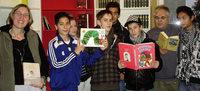 JuZ-Bücherei wurde offiziell eröffnet