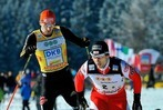Weltcup in Schonach: Der Gruppenwettbewerb