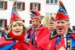 Umzug in Ringsheim zum 55. Jubiläum