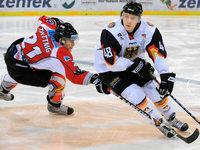 Eishockey-nationalmannschaft bucht Olympia-Ticket