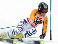 Kathrin Hölzl ist Riesenslalom-Weltmeisterin