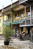 """Badisch schmeckt's: Im """"Süden"""" im Freiburger Vauban-Quartier"""