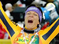Ski-WM: Gold für Maria Riesch