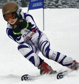 Dietsche im Slalom ein Ass