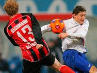 Der SC Freiburg gewinnt in Rostock