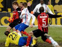 Rodionovs Einsatz gegen Augsburg ist fraglich