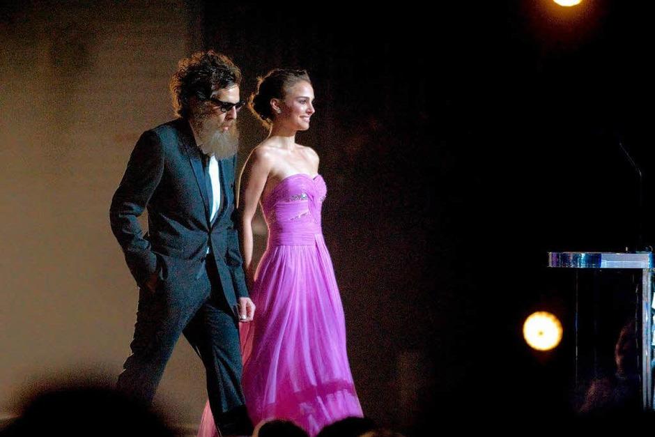 Ben Stiller und Natalie Portman (Foto: dpa)