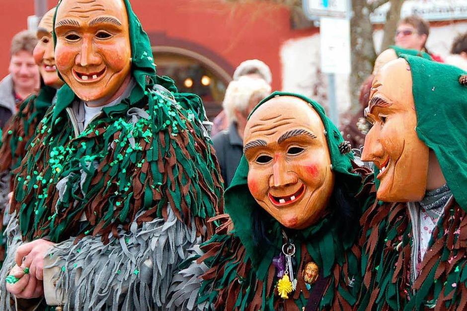 Impressionen vom Neuenweger Umzug (Foto: Kathrin Blum)