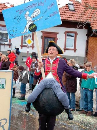Impressionen vom Neuenweger Umzug