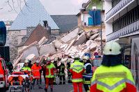 Fotos: Stadtarchiv in Köln eingestürzt