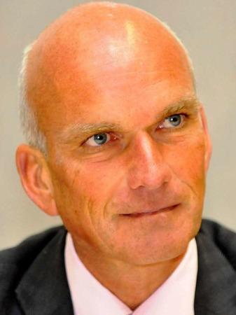 Dr. Gerhard Eisele, Rottenburg, von der Dr. Eisele Planungs- und Entwicklungsgesellschaft.