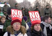 Für Kriege nicht zu haben