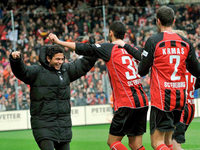 Der SC Freiburg marschiert in Richtung Aufstieg