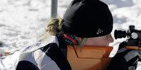 Annika Knoll deutsche Jugend-Vizemeisterin im Biathlon